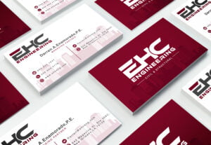 2220I Will design a professional business card for your business :)