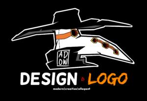 4132I design a Logo!
