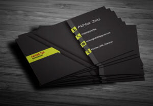 5082I will design outstanding business card for you