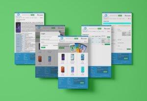 5194I will Design Professional Web Design with WordPress theme