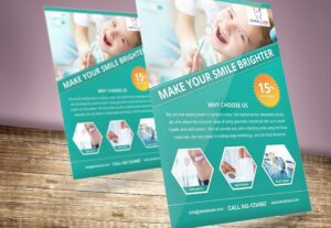 5210I will design eye catching flyer, posters, brochures for you