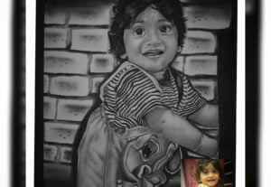 4662Pencil art for your photos
