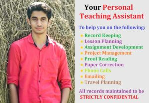 4924Personal Virtual (Teaching) Assistant