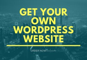 6005I will design and develop responsive wordpress website